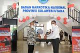 PLN bantu program rehabilitasi pecandu narkoba BNNP Sulut
