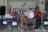 Bandara Samrat salurkan bantuan program TJSL saat HLUN
