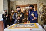 Hari Bhayangkara ke-75, Panglima TNI berikan kejutan kepada Kapolri