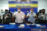 BNN Sultra bersama Lapas Kendari ungkap napi kendalikan narkoba 1,5 kilogram