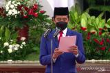 Video Jokowi tak bermasker di acara hoaks