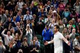 Murray bangkit dan tampil gemilang demi jaga asa di Wimbledon