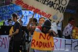 11 orang terduga teroris di Merauke diterbangkan ke Jakarta