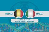 Euro 2020 - Mancini : Italia tak mau main konservatif lawan Belgia