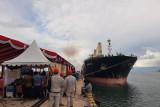 70 ribu ton alumina di Kabupaten Bintan resmi dilepas perdana Menko Perekonomian