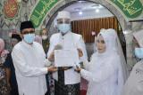 Pemkot Padang luncurkan program siap nikah dapat dokumen kependudukan