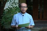 Keuskupan Agung Semarang meniadakan perayaan Ekaristi  tatap muka