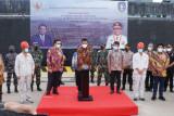 Gubernur Ansar dan Menko Airlangga lepas ekspor perdana alumina