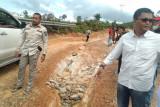 Wagub: Pembangunan jalan Nagari Galugua Limapuluh Kota butuh anggaran Rp520 miliar
