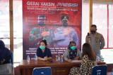 Polres Majene Sulbar buka posko gerai vaksinasi COVID-19