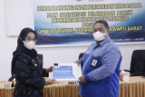 Ombudsman: DPMPTSP Mamuju terbaik dalam kepatuhan pelayanan publik