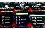 Pemprov Kalteng raih tiga penghargaan dari BKN