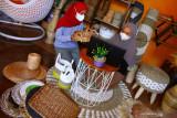 Produk kerajinan dan dekorasi rumah RI diserbu buyer pada pameran produk kerajinan di Italia