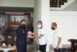 Pertashop terbanyak, Pertamina beri penghargaan kepada Gubernur Lampung