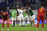 Tekuk Belgia 2-1, Italia melaju ke semifinal Euro 2020