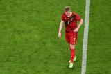 De Bruyne: Belgia yang diamuk cedera telah maksimal berusaha