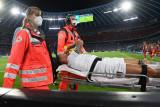Bek Italia Leonardo Spinazzola jalani operasi  tendon achilles