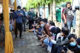 Masyarakat Lampung antusiasme ikuti vaksinasi massal