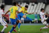 Tekuk Chile 1-0,  Brazil ke semifinal Copa America