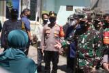 Panglima TNI keliling Jakarta pastikan vaksinasi COVID-19 terus berjalan