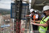 PTBA sebut progres PLTU mulut tambang terbesar di Indonesia capai 89 persen
