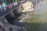 Arus Sungai Lakam Karimun  tewaskan seorang bocah