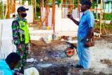 Personel TNI jalin silaturahmi dengan tokoh adat