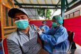 2.324 pelaku wisata Bantul telah divaksin dosis pertama