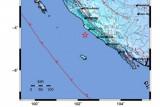 Gempa magnitudo 5,5 dirasakan cukup kuat oleh warga Bengkulu