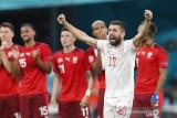 Euro 2020: Spanyol menang adu penalti atas Swiss