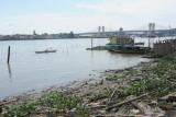 Pendangkalan Debit Sungai Musi