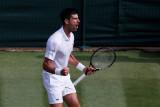 Wimbledon 2021 - Novak Djokovic masuk ke perempat final Grand Slam ke-50