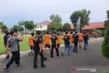 Polresta Jambi tanngkap tujuh penegedar narkoba senilai Rp1 miliar