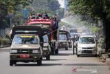 Penyemprotan Disinfektan Serentak Di Kota Tangerang