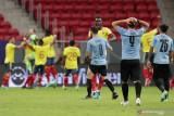 Kolombia ke semifinal seusai kalahkan Uruguay lewat adu penalti