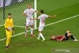Denmark ke semifinal Euro 2020 usai Taklukan Ceko 2-1