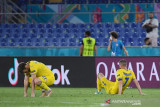 Yarmolenko: Ukraina disingkirkan salah satu tim terbaik di dunia