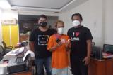 Simpan Sabu Dalam Casing Handphone, Enyok Diringkus Sat Resnarkoba Polresta Mataram