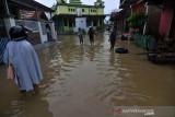 Dinsos tarik personel Tagana karena banjir di Palu  sudah surut