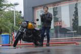 Bersepeda motor, cara Bisma Karisma lepaskan  rasa suntuk