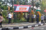 Pemkab Kulon Progo tutup sementara Alun-alun Wates cegah penyebaran COVID-19