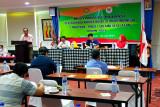 Andi Syafiuddin Patahuddin terpilih sebagai Ketua POBSI Sulsel periode 2021-2025
