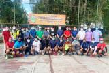 Bupati Kotim apresiasi dukungan Forkopimda terhadap pengembangan olahraga