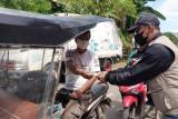 Komunitas Birma Peduli bagikan 10.000 vitamin dan masker cegah COVID-19