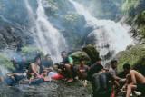 Warga Sulbar apresiasi jalan rintisan TMMD ke air terjun Indo Rannuang