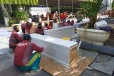 697 jenazah dimakamkan secara prokes di Surabaya dalam sebulan