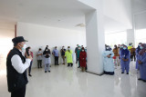 Pemkot Surabaya didesak segera bayarkan insentif para nakes