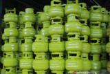 Pertamina berikan sanksi dua agen LPG subsidi di Lahat