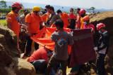 Penambangan Liyangan di Temanggung longsor telan satu korban tewas