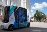 Mobil otonom bertenaga hidrogen pertama di dunia 3